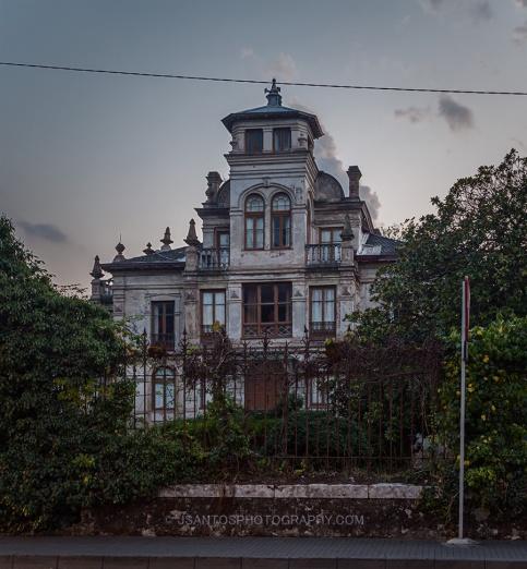 Palacete en Llanes