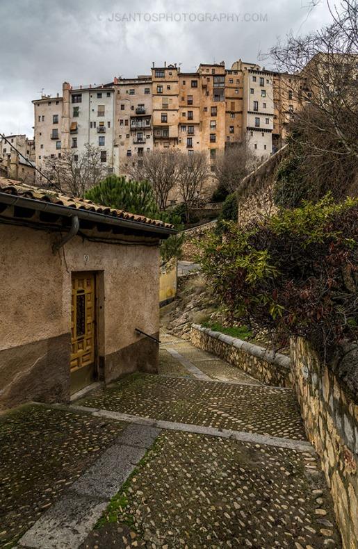 Calles, Cuenca