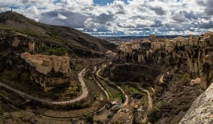 Panorámica Cuenca